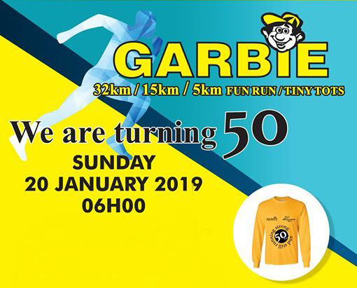 Garbie 32km / 15km - 2019