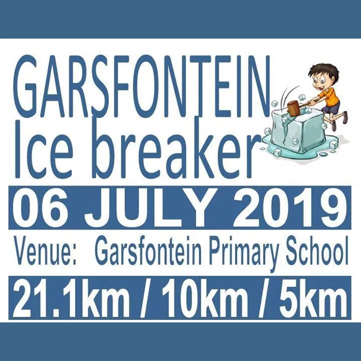 Garsfontein Ice Breaker 21.1, 10 & 5km Run / Walk (2019)