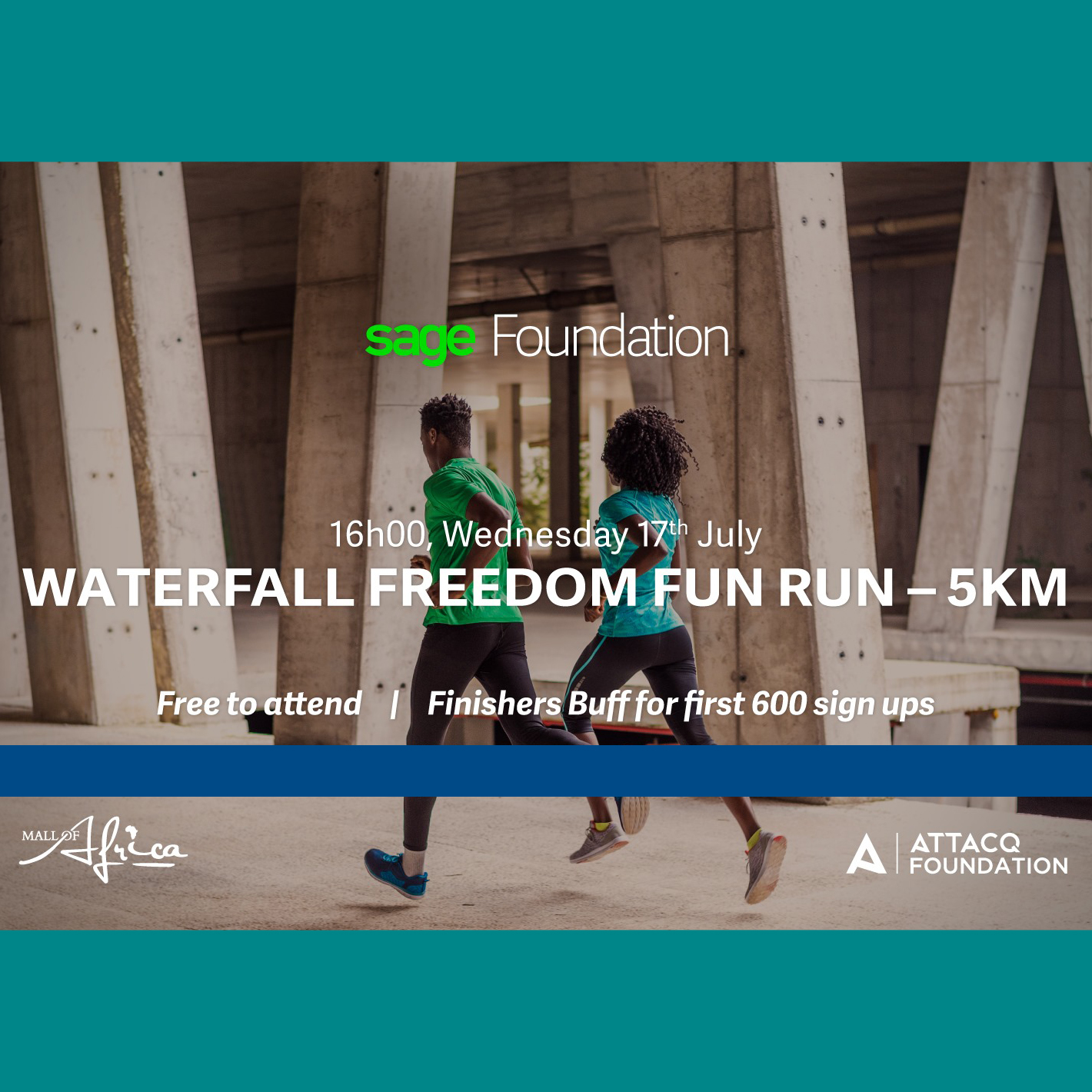 Waterfall Freedom Fun Run (2019)