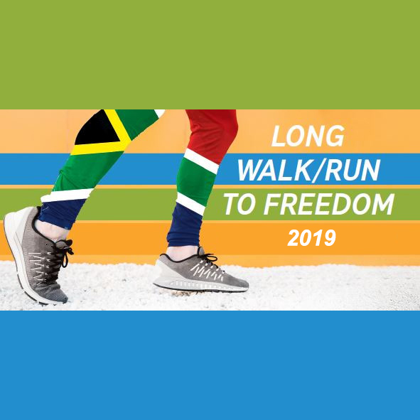 Long Walk/Run To Freedom (2019)