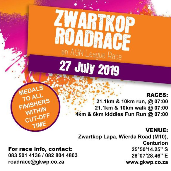 Zwartkop Road Race (2019)