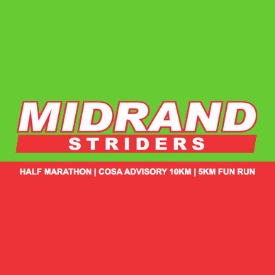 Midrand Striders Road Race (2019)