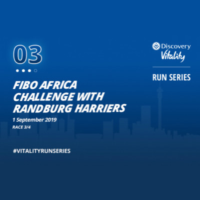 FIBO Africa Challenge with Randburg Harriers (2019)