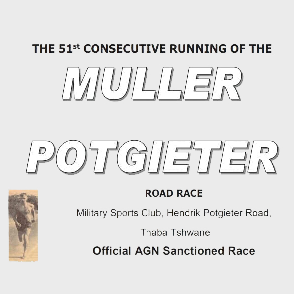 Muller Potgieter Memorial Race (2019)