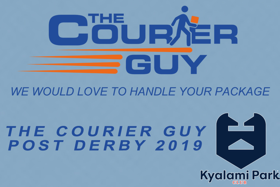 THE COURIER GUY POST DERBY 2019