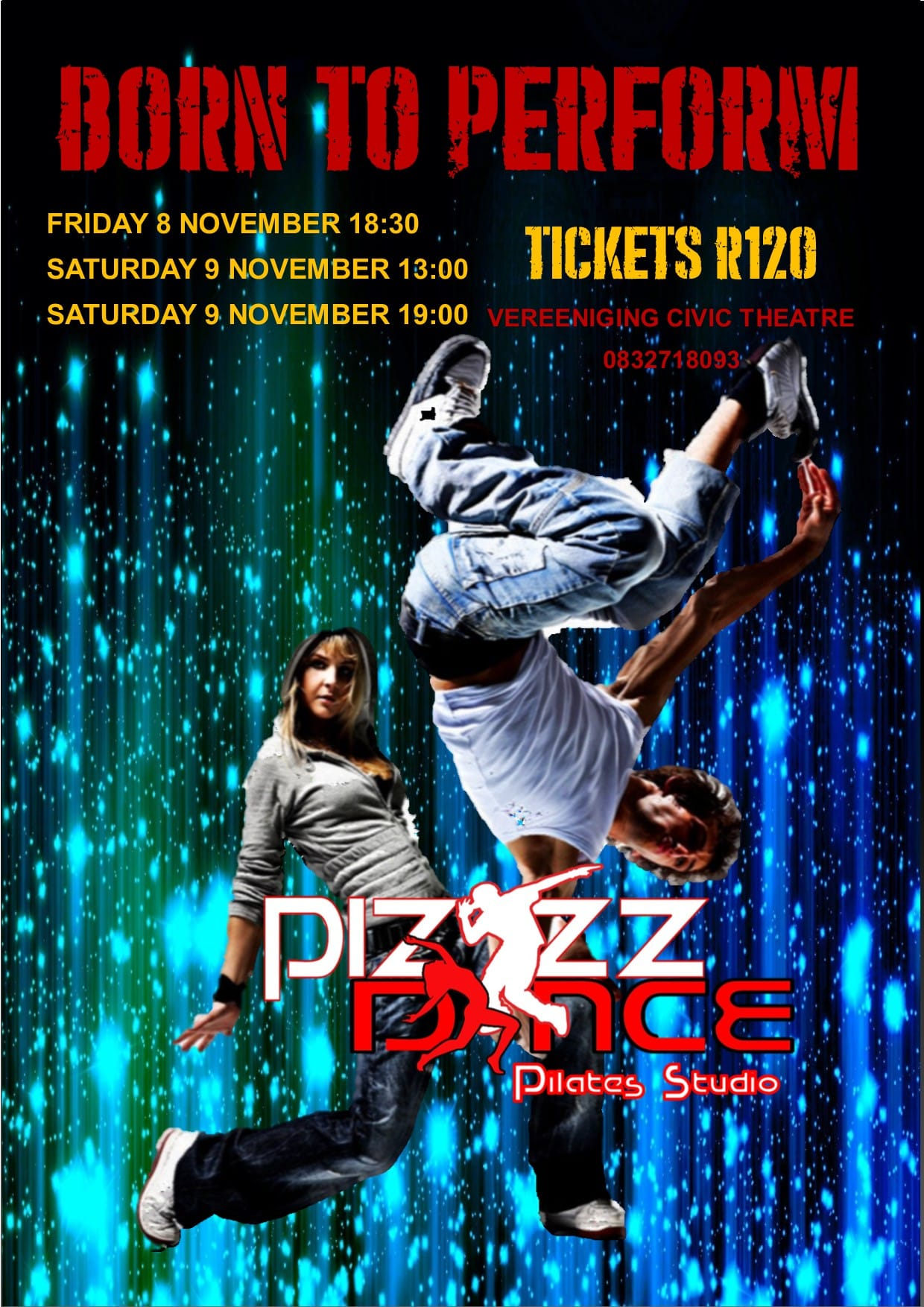 Born To Perform ( Pizazz dance studio)