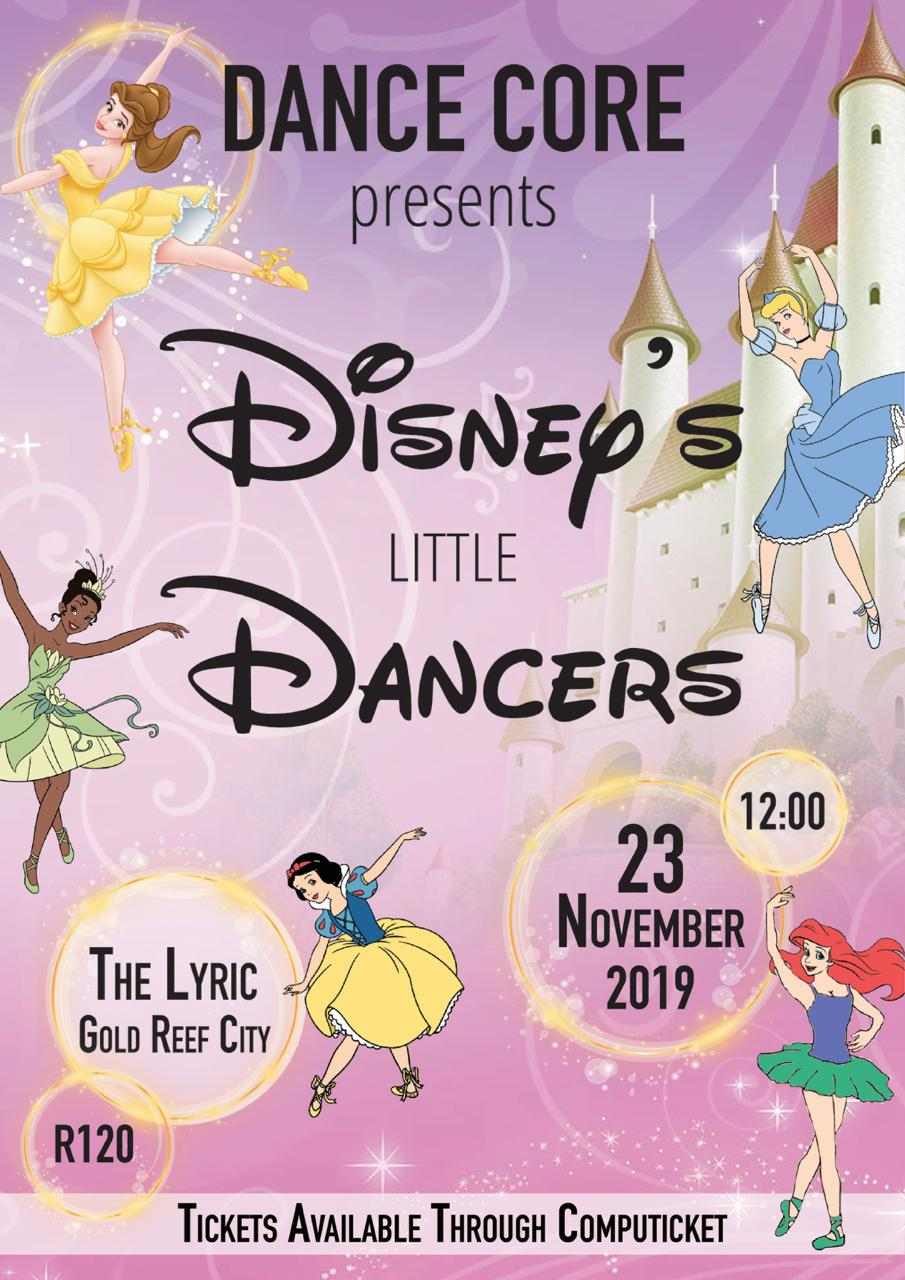 Disney's Little Dancers - Dance Core 2019
