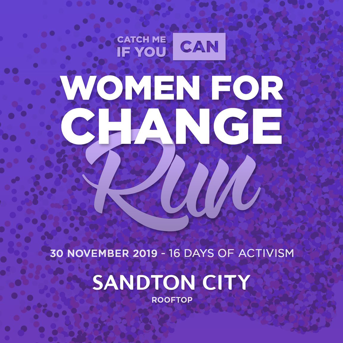 Women For Change Run‎ (2019)