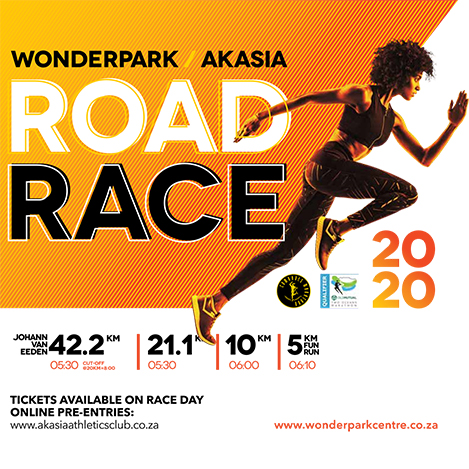 Wonderpark Akasia Road Race (2020)
