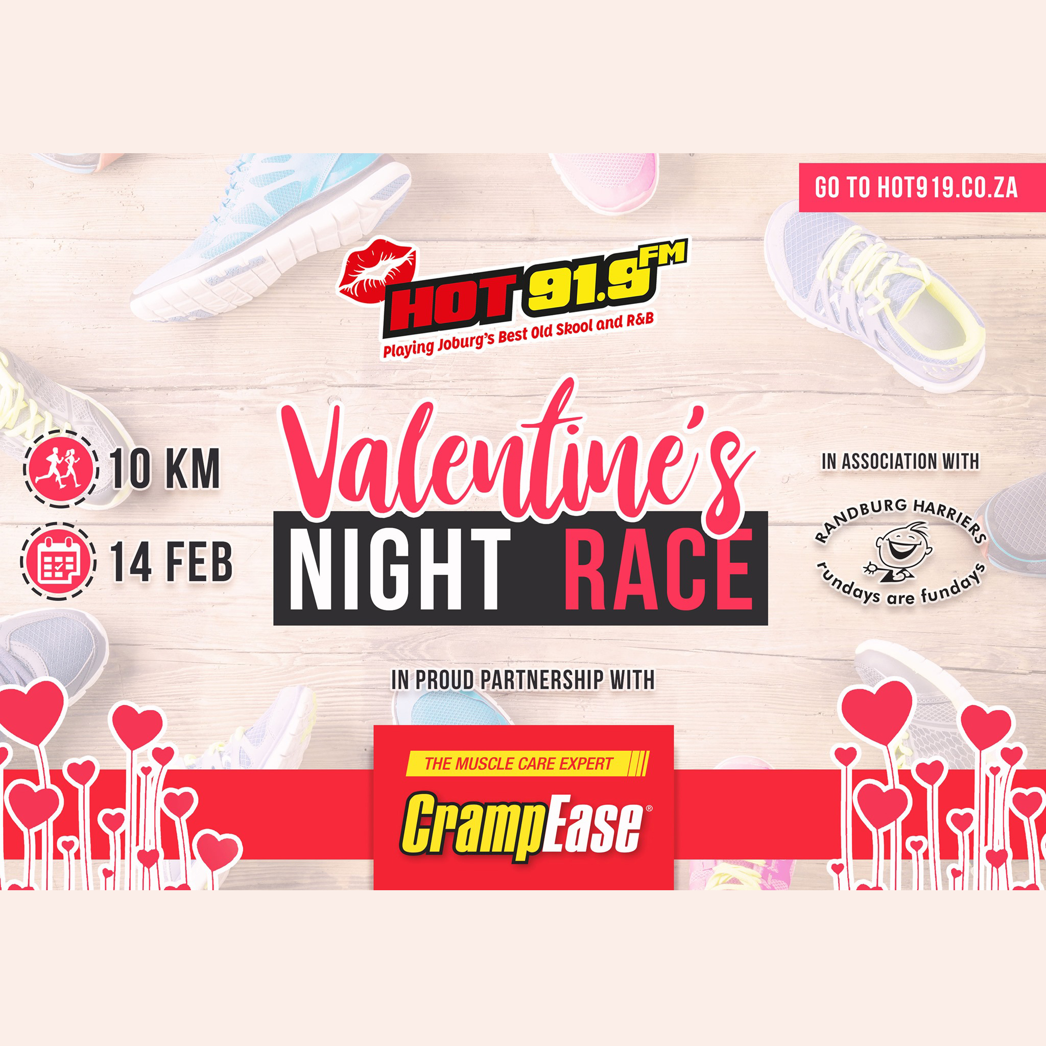 HOT 91.9 Valentine's Night Race (2020)