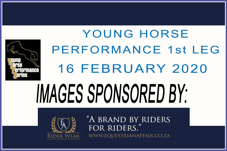 YOUNG HORSE PERFORMANCE 1st LEG
