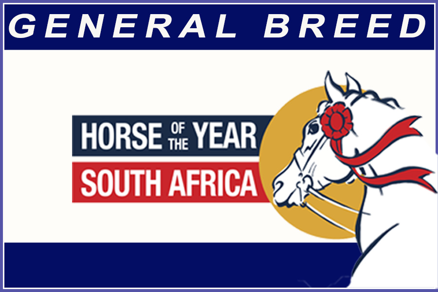 Horse of the Year 2020 - General Breed