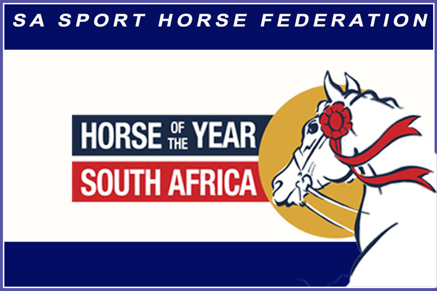 Horse of the Year 2020 - SA Sport Horse Federation