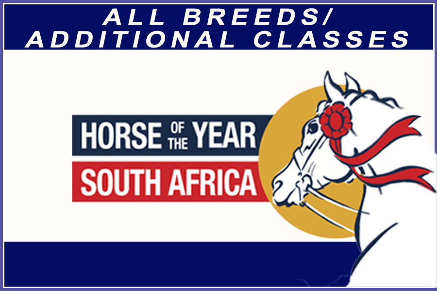 Horse of the Year 2020 - All Breeds/Additional Classes