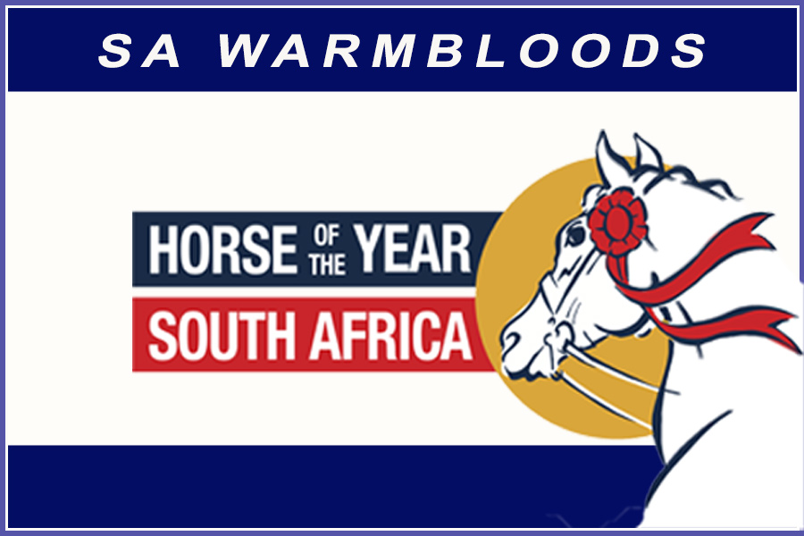 Horse of the Year 2020 - SA Warmbloods