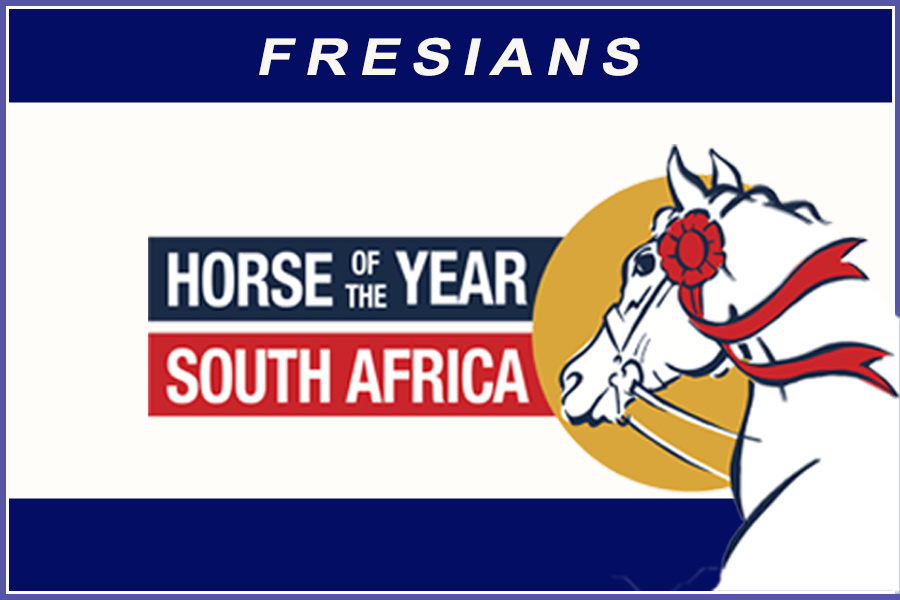 Horse of the Year 2020 - Friesians