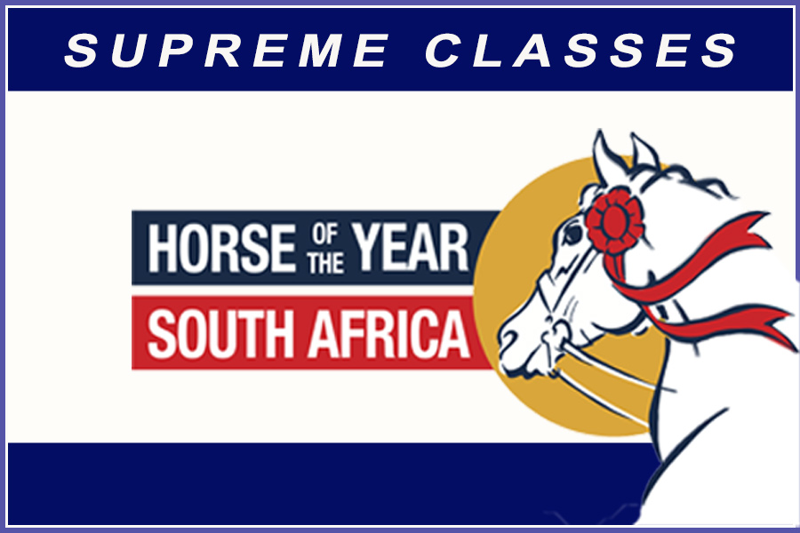 Horse of the Year 2020 - Supreme Classes