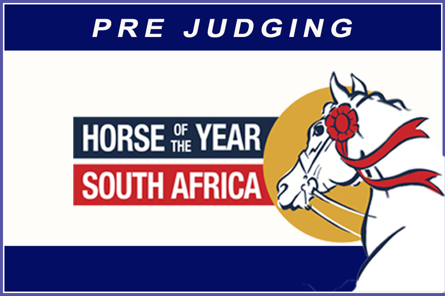 Horse of the Year 2020 - Pre-judging