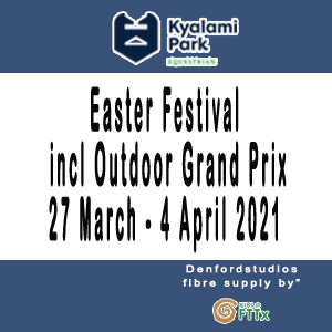 Easter Festival 2021 | Equitation