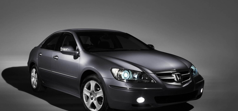 Honda Legend 3.5 i-VTEC