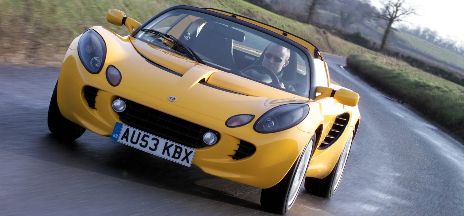 Lotus Elise - Used Car Review