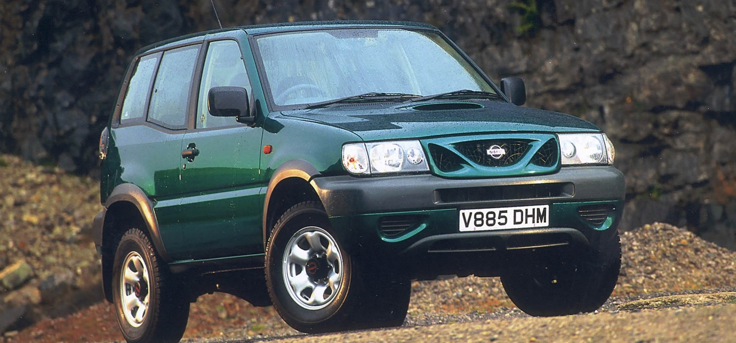 Overlooked Terrano a 4x4 bargain