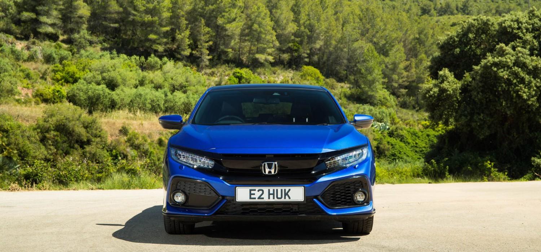 Honda Civic 1.6 iDTEC EX 9AT