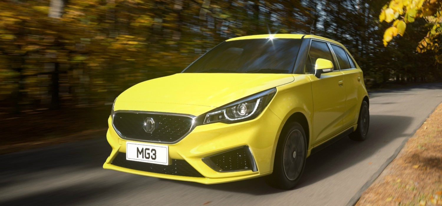 MG3 Exclusive