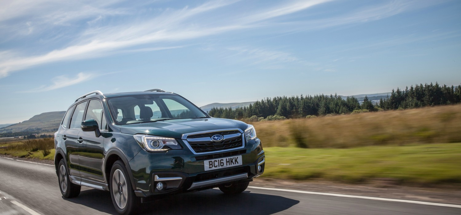 Subaru Car Reviews First Drives Road Tests