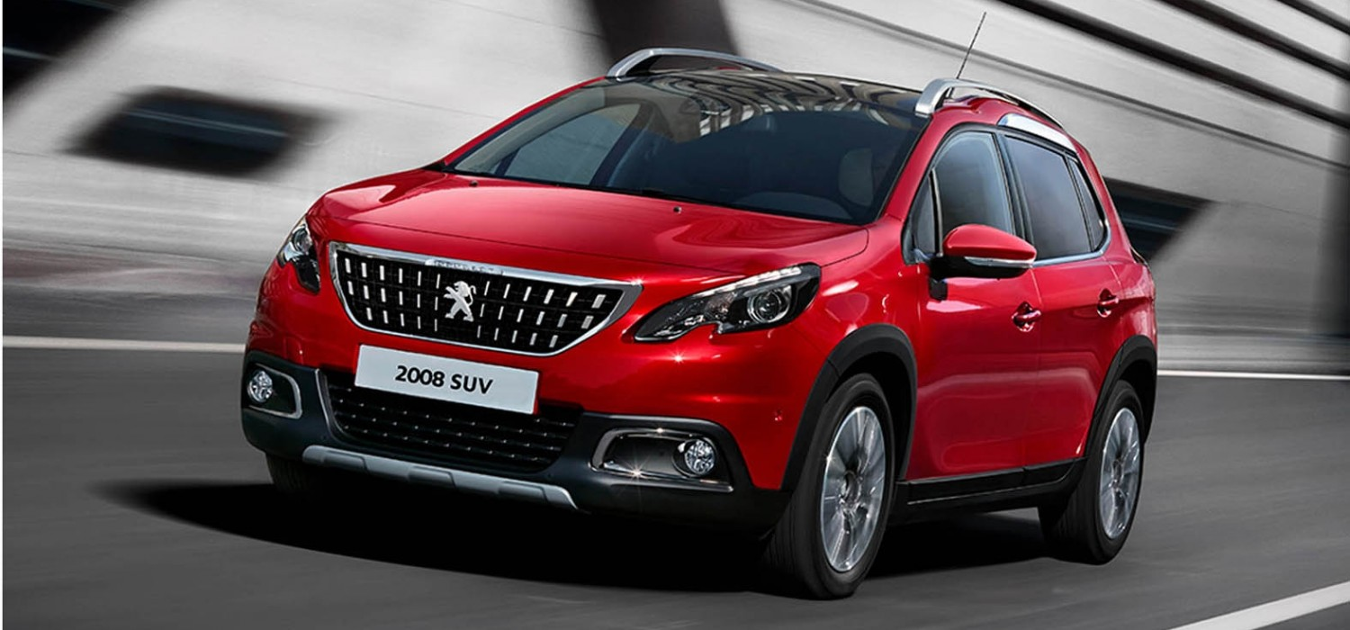 More kit for Peugeot 2008