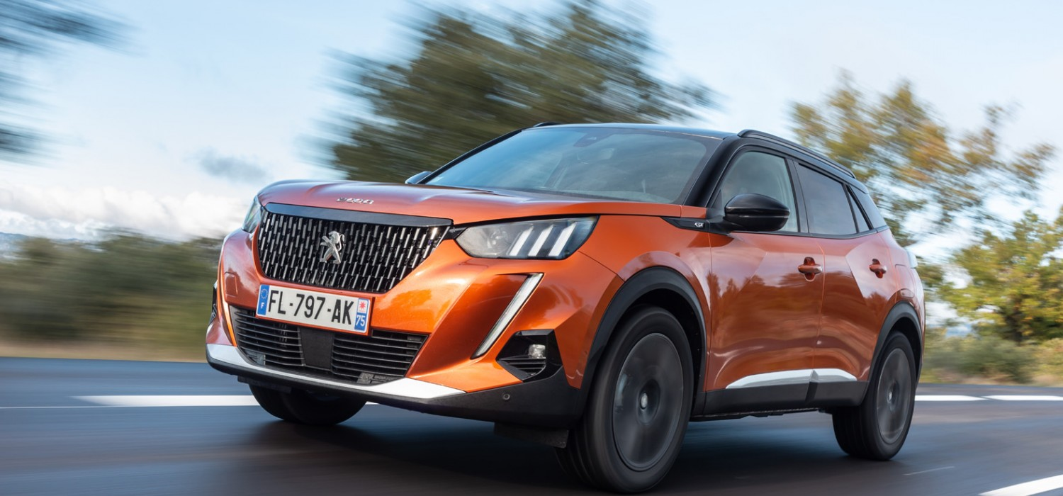 Peugeot breaks mould with new 2008