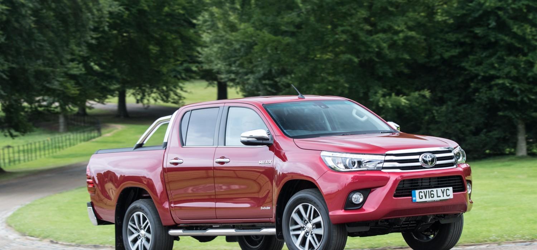 Toyota Hilux Invincible Double Cab 2.4L Auto