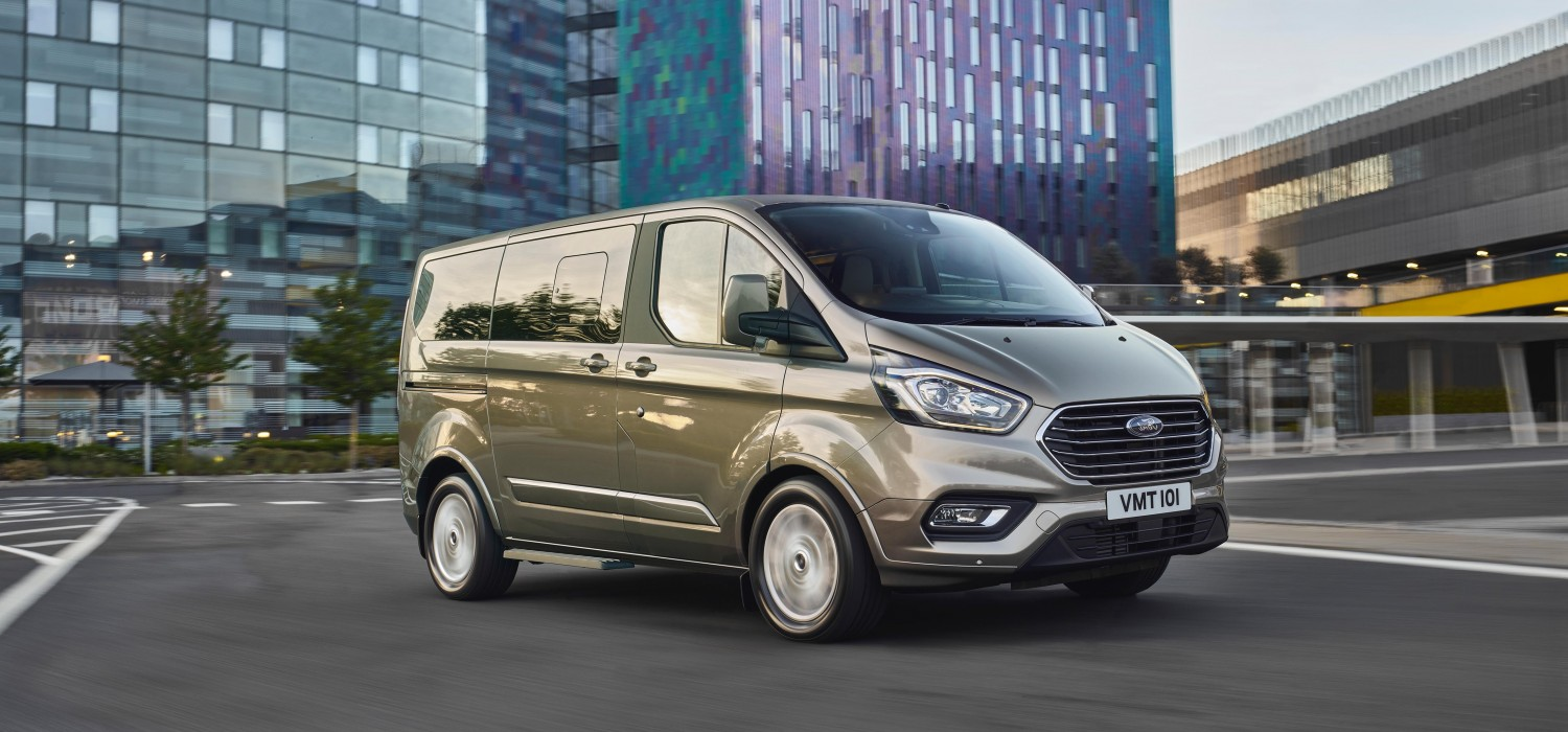 Ford Tourneo Custom Titanium