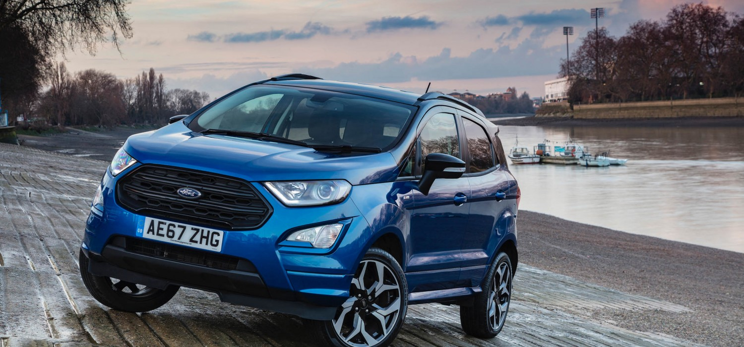 Ford EcoSport 1.0T EcoBoost ST-Line
