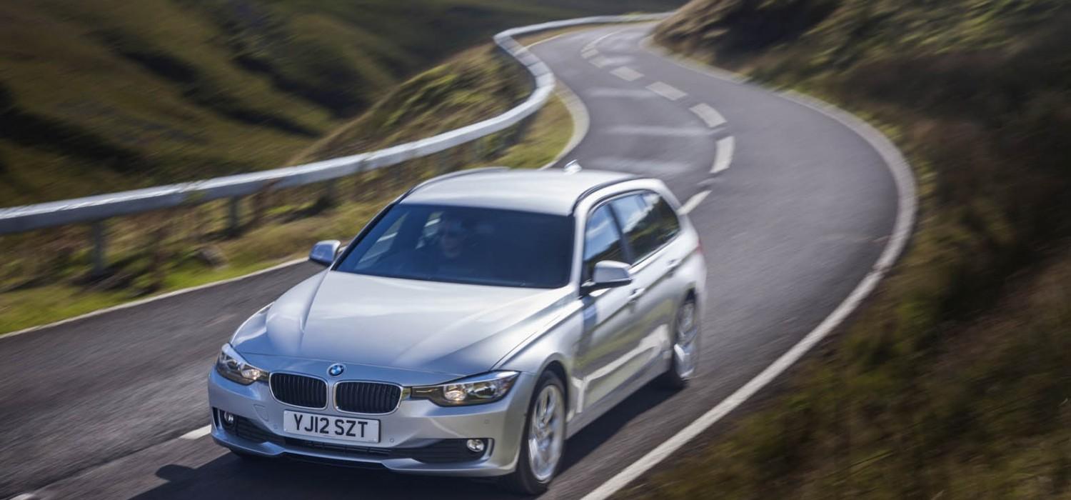 BMW 330d Luxury Touring