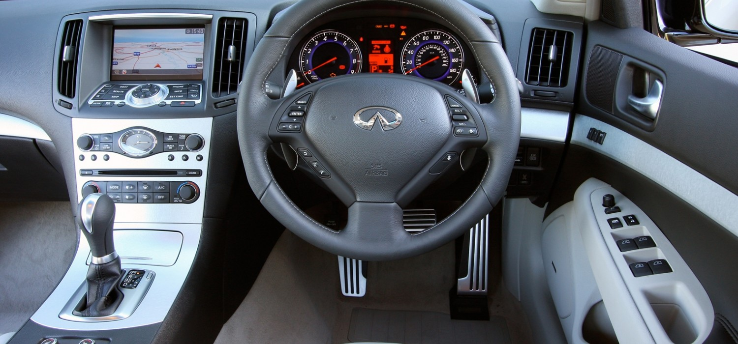 Smooth and sophisticated Infiniti