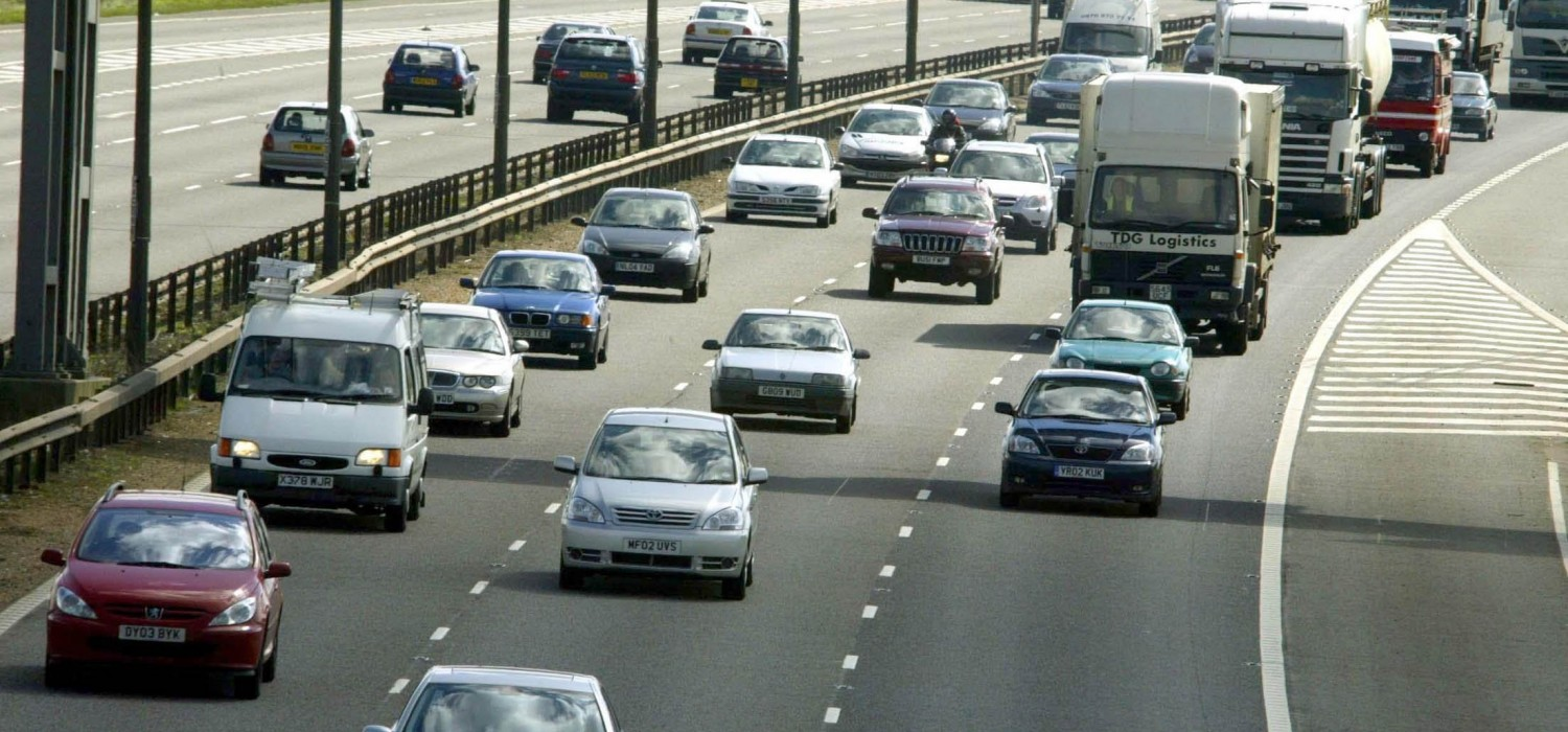 Britain's cars getting older, says SMMT