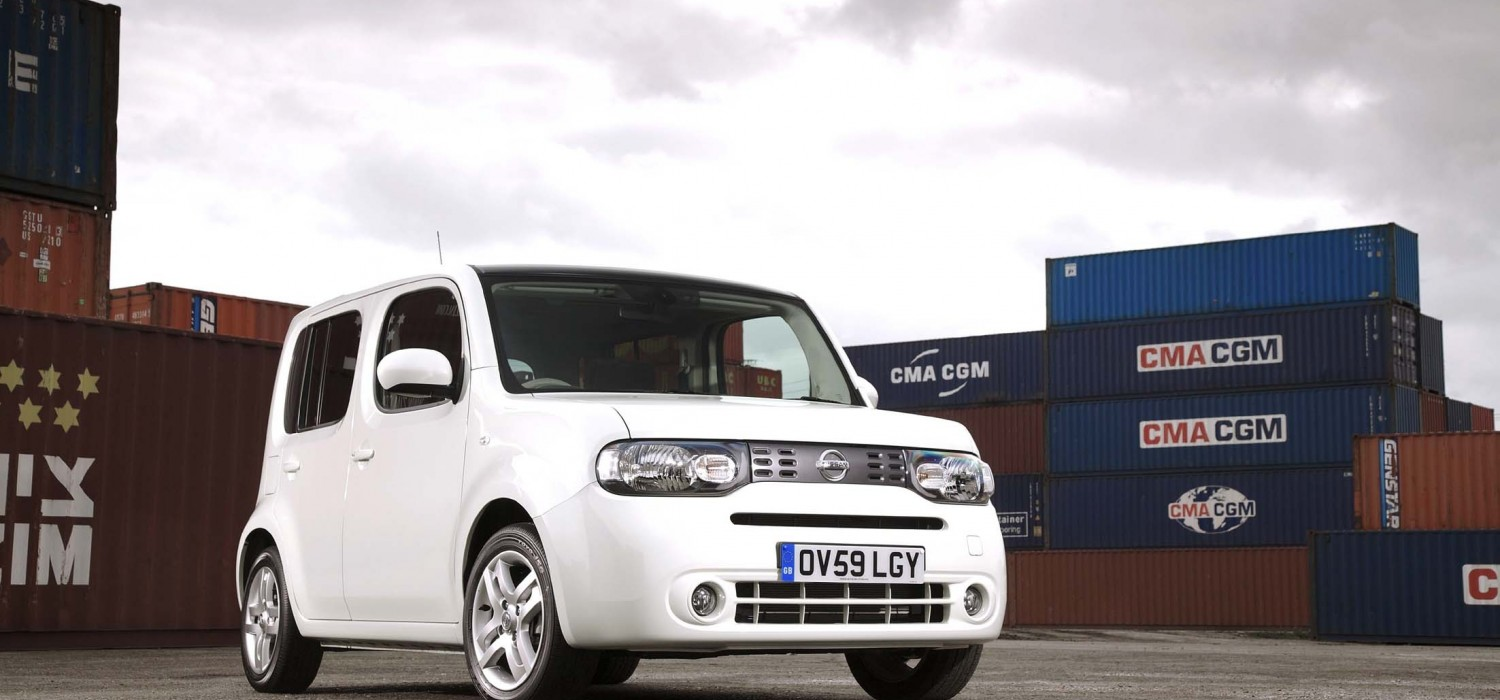 Nissan Cube - Used Car Review