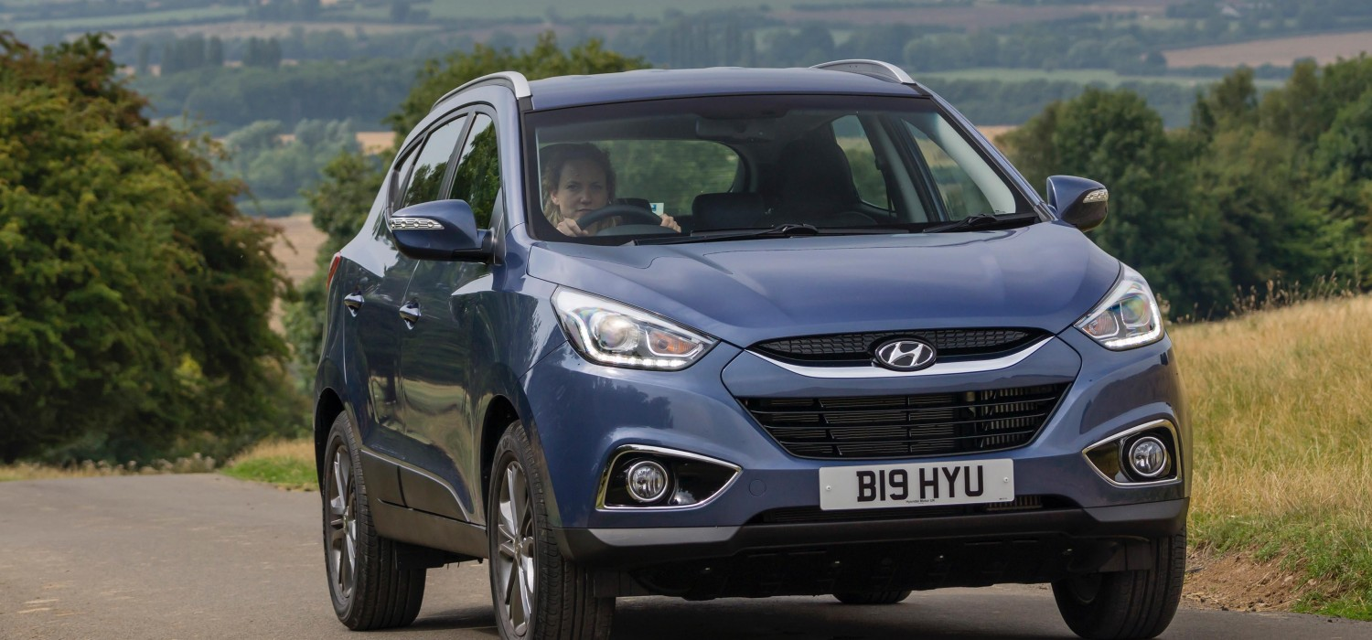 Hyundai ix35 - Used Car Review