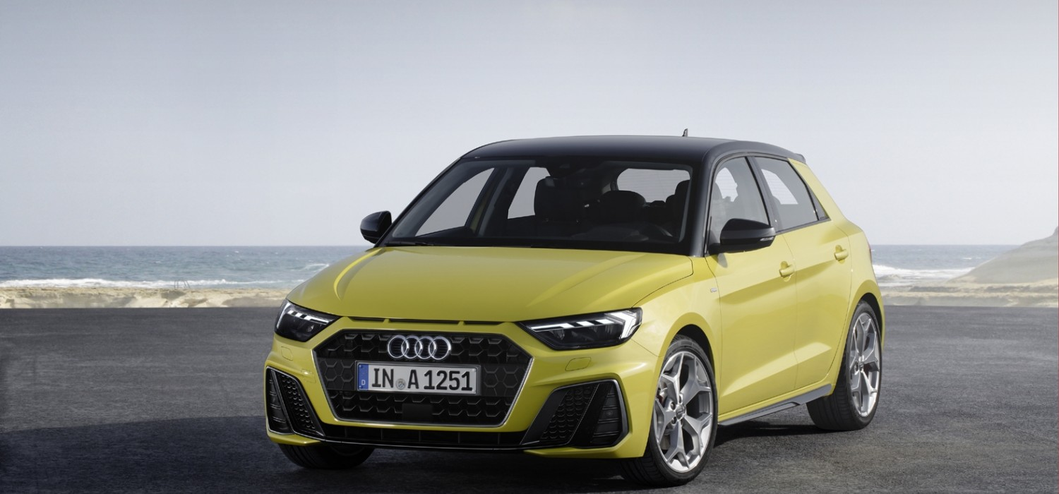 Audi A1 grows up in style