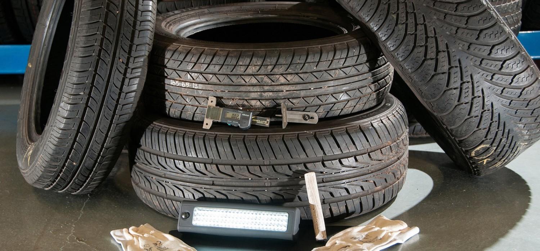 Alert over danger tyres