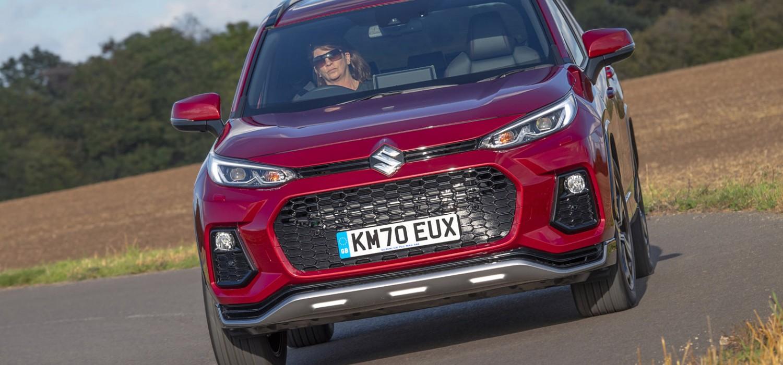 Suzuki plugs-in with new Across SUV
