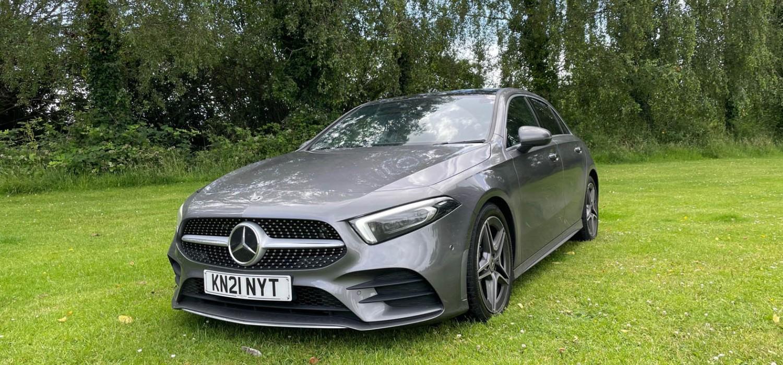 Mercedes-Benz A 200 d AMG Line Premium Plus