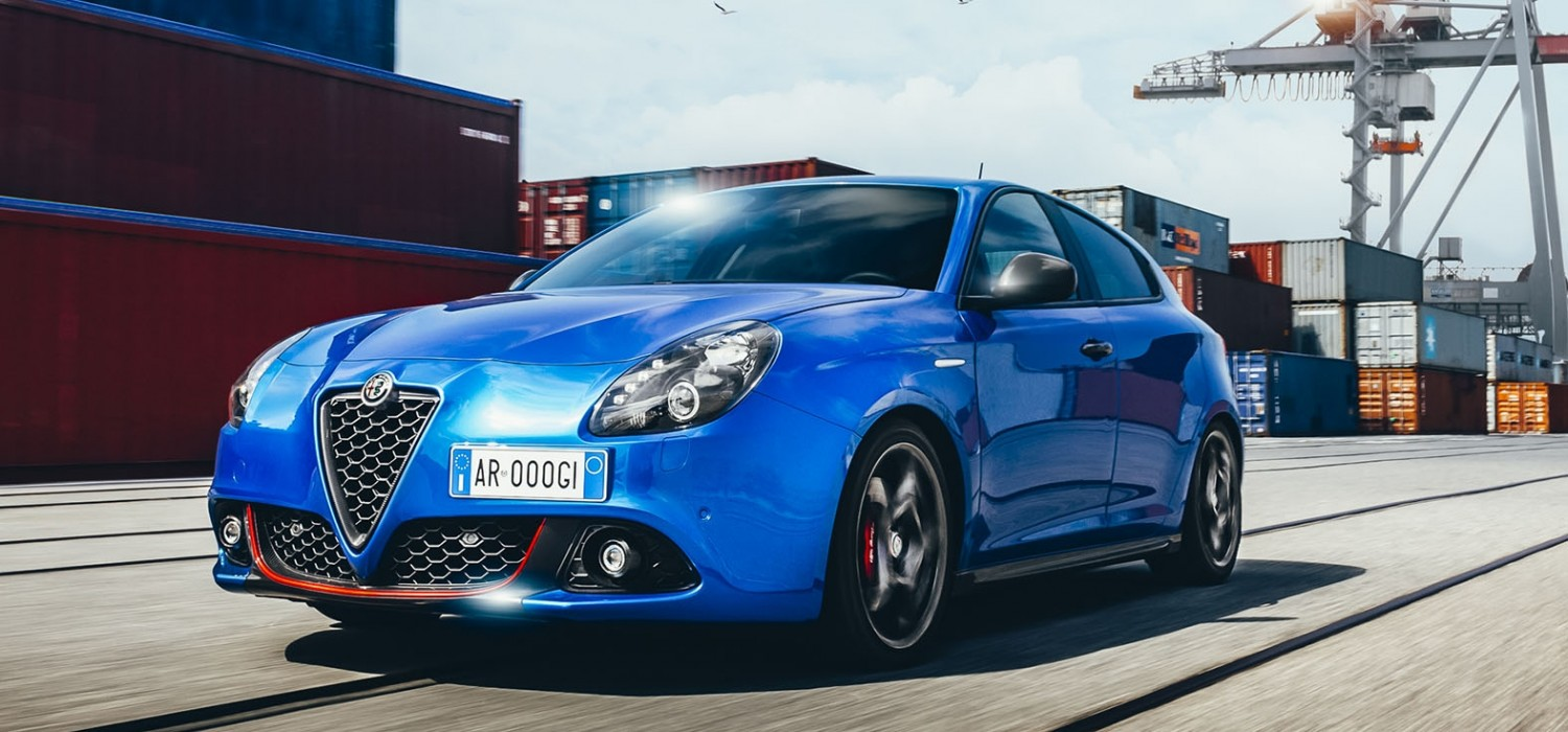Sporty new clothes for Giulietta