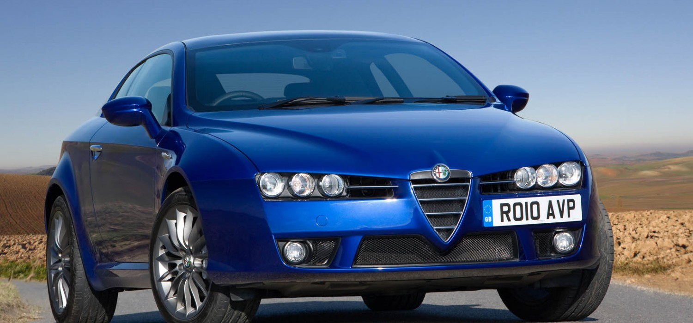 Alfa Romeo Brera - Used Car Review