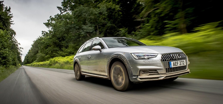 Audi A4 allroad - no quarter quattro