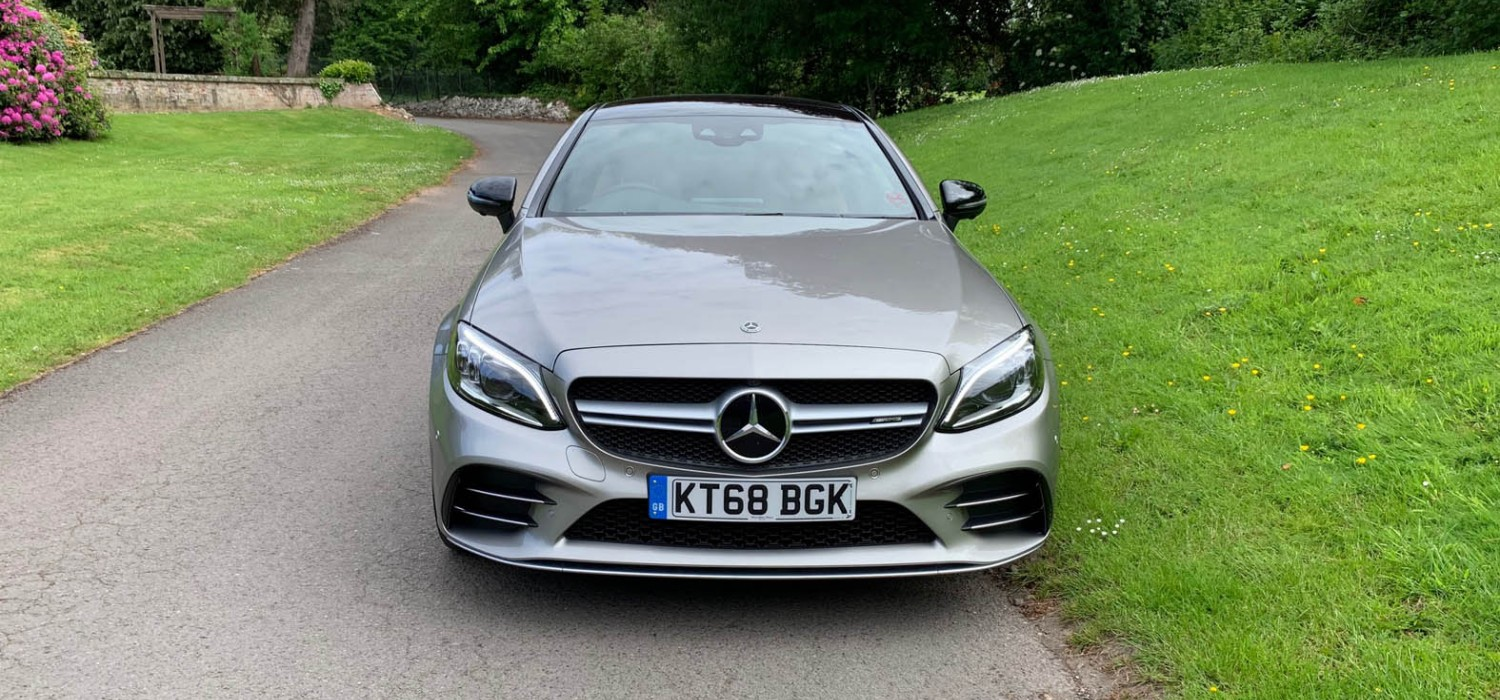 Mercedes AMG C43 4MATIC Coupe