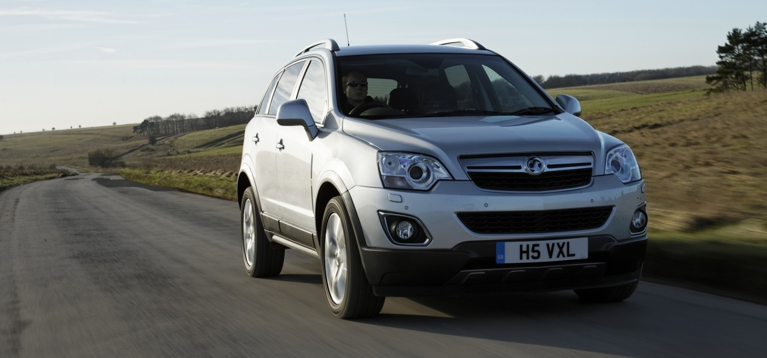 Vauxhall Antara - Used Car Review
