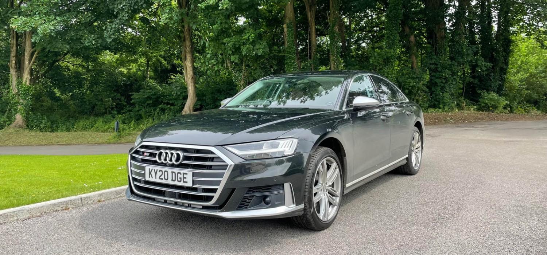 Audi S8 TFSI quattro 571ps tiptronic