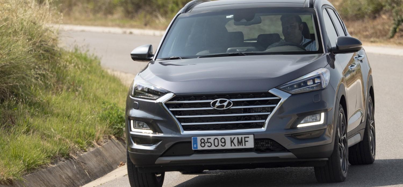 Tucson goes hybrid at Hyundai